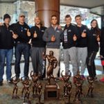 WNBF/INBF WM Team 2014